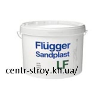 FLUGER Шпаклевка sandplast LF light Fine 10л