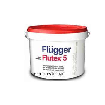 FLUGER Краска flutex 5 10л