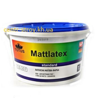 Totus Matt Latex Краска интерьерная латексная (10 л)