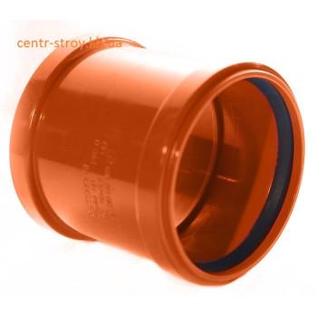 Муфта канализационная наружная (100 мм)