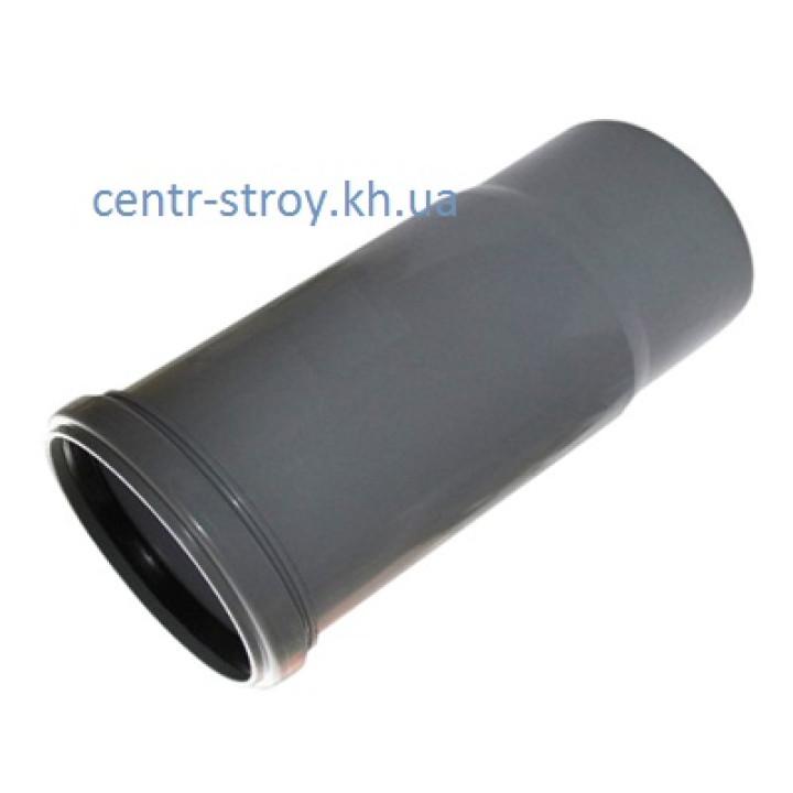 Компенсатор (патрубок) канализационный (100 мм)