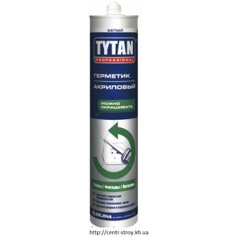 TYTAN Универсальный силикон прозрачный (310мл)