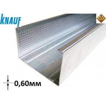 KNAUF профиль CW 100 3м (0,6 мм)