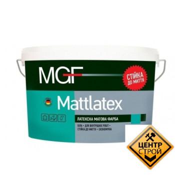 MGF Mattlatex Фарба латексна матова М100 14кг