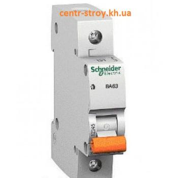Schneider Выключатель автоматический 1П 10 А