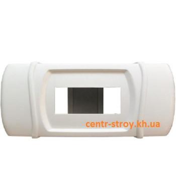 LUXEL Короб на 1-2 автомата (Наружный)