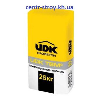 Клей для газоблока UDK (25 кг)