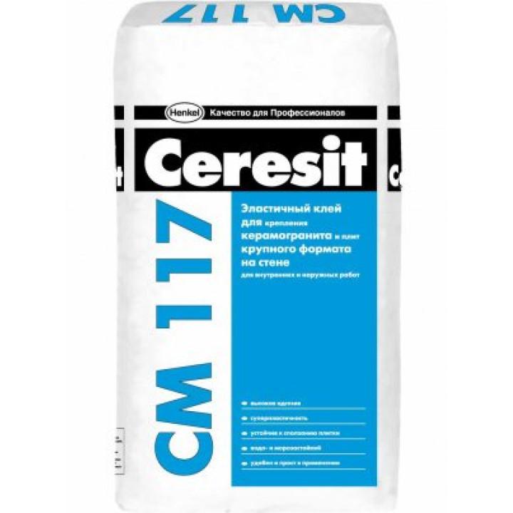 Ceresit CM-117 Клей для керамогранита и натурального камня