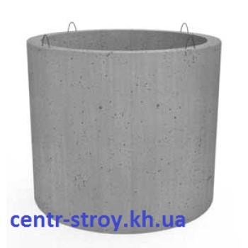 Бетонное кольцо (диаметр 80 см)