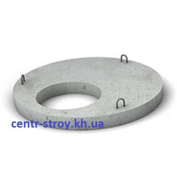 Крышка на бетонное кольцо диаметром 100 см
