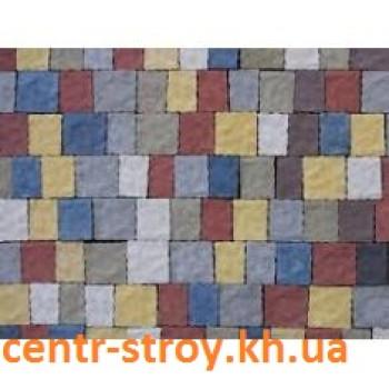"""Тротуарная плитка сухопрессованная """"Австрийский камень"""""""