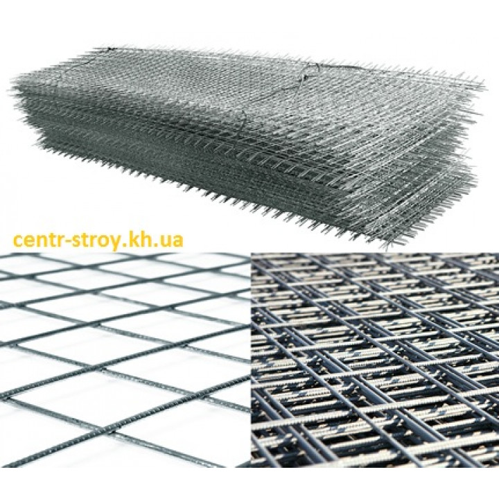 Сетка кладочная 4х100х100 мм (1х2м)