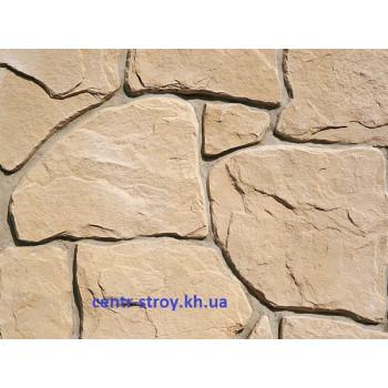 Песчаник коричневый 10 мм (м2)