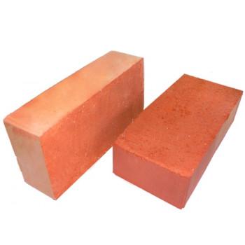 Кирпич красный рядовой М100 керамический (Богодухов)