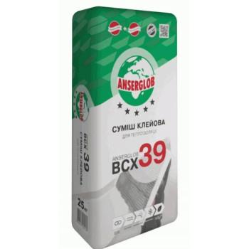 Anserglob ВСХ 39 (клей для пенопласта)