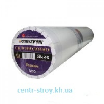 Стеклохолст паутинка 40 г/м2 Спектрум (рулон)