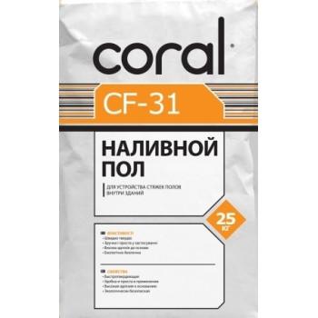Coral CF-31 Стяжка для пола