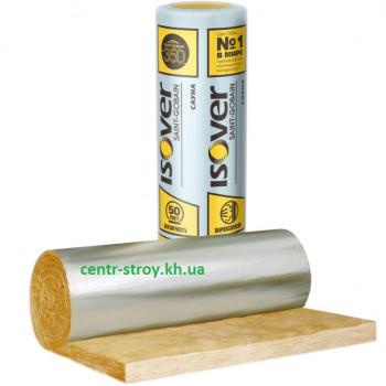 Isover (Сауна) Утеплитель фольгированный 50 мм (15 м. кв)